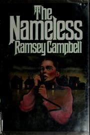 Cover of: The Nameless