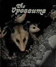 Cover of: The Opossums (Ranger Rick's Best Friends)