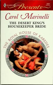 The desert kings housekeeper bride