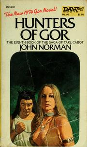 Cover of: Hunters of Gor