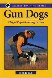 Cover of: Gun Dogs