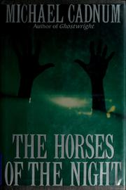 Cover of: The horses of the night
