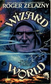 Cover of: Wizard world | Roger Zelazny