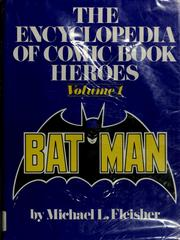 The encyclopedia of comic book heroes