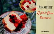 Cover of: Bon appétit light & easy
