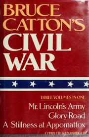 Cover of: Bruce Catton's Civil War