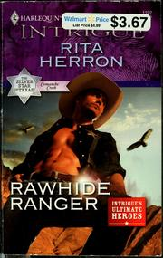 Cover of: Rawhide Ranger
