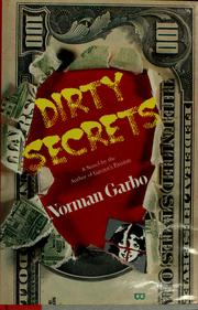 Cover of: Dirty secrets