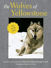 Cover of: The wolves of Yellowstone