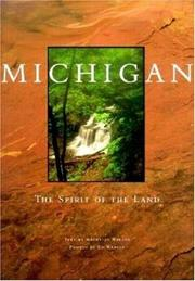Cover of: Michigan: the spirit of the land