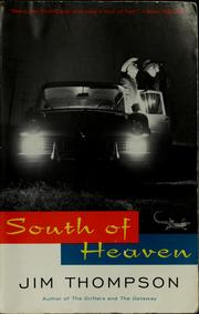 Cover of: South of heaven
