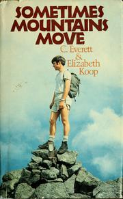 Cover of: Sometimes mountains move