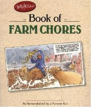 Cover of: Bob Artley's book of farm chores