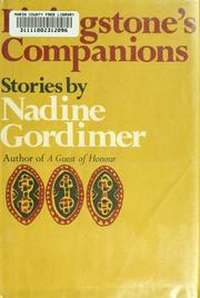 Cover of: Livingstone's companions; stories