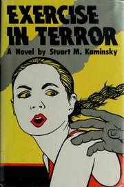 Cover of: Exercise in Terror: a novel