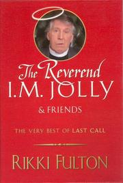 Cover of: The Rev. I M Jolly and Friends | Rikki Fulton