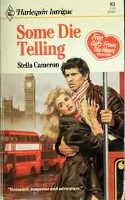 Cover of: Some die telling