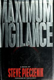Cover of: Maximum vigilance