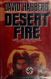 Cover of: Desert fire