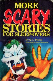 Cover of: More scary stories for sleep-overs