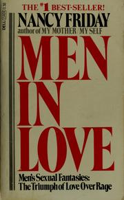 Cover of: Men in love