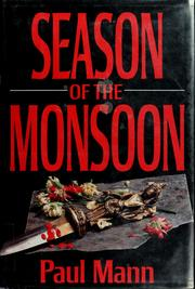 Cover of: Season Of The Monsoon