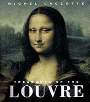 Cover of: Treasures of the Louvre