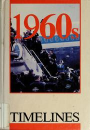 Cover of: 1960s