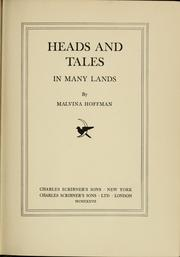 Cover of: Heads and tales in many lands