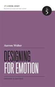 Cover of: Designing For Emotion |