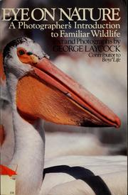 Cover of: Eye on nature | George Laycock