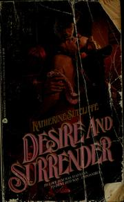 Cover of: Desire and Surrender