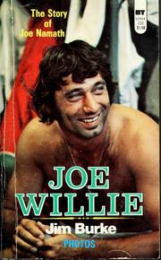 Cover of: Joe Willie