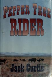 Cover of: Pepper tree rider