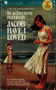Cover of: Jacob have I loved