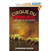 Cover of: Killers of the Dawn (Cirque Du Freak: Saga of Darren Shan (Paperback)): Saga of Darren Shan