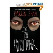 Cover of: The thin executioner