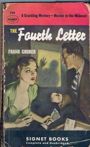 Cover of: The fourth letter