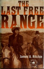 Cover of: The last free range