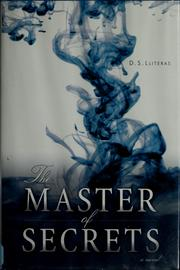 Cover of: The master of secrets