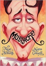 Cover of: Mustache!