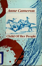 Cover of: Child of her people