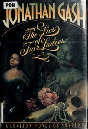 Cover of: The Lies of Fair Ladies: A Lovejoy Mystery