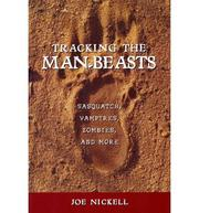 Cover of: Tracking the man-beasts