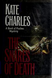 Cover of: The snares of death