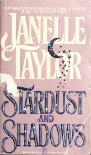 Cover of: Stardust and shadows