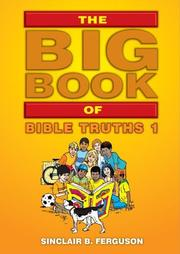 Cover of: The Big Book of Bible Truths 1