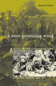 Cover of: A most promising weed