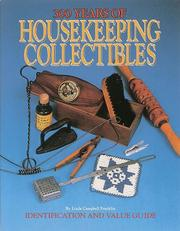 Cover of: 300 years of housekeeping collectibles | Linda Campbell Franklin