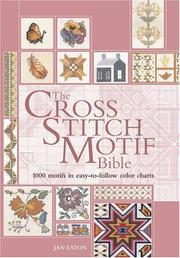 Cover of: The Cross Stitch Motif Bible